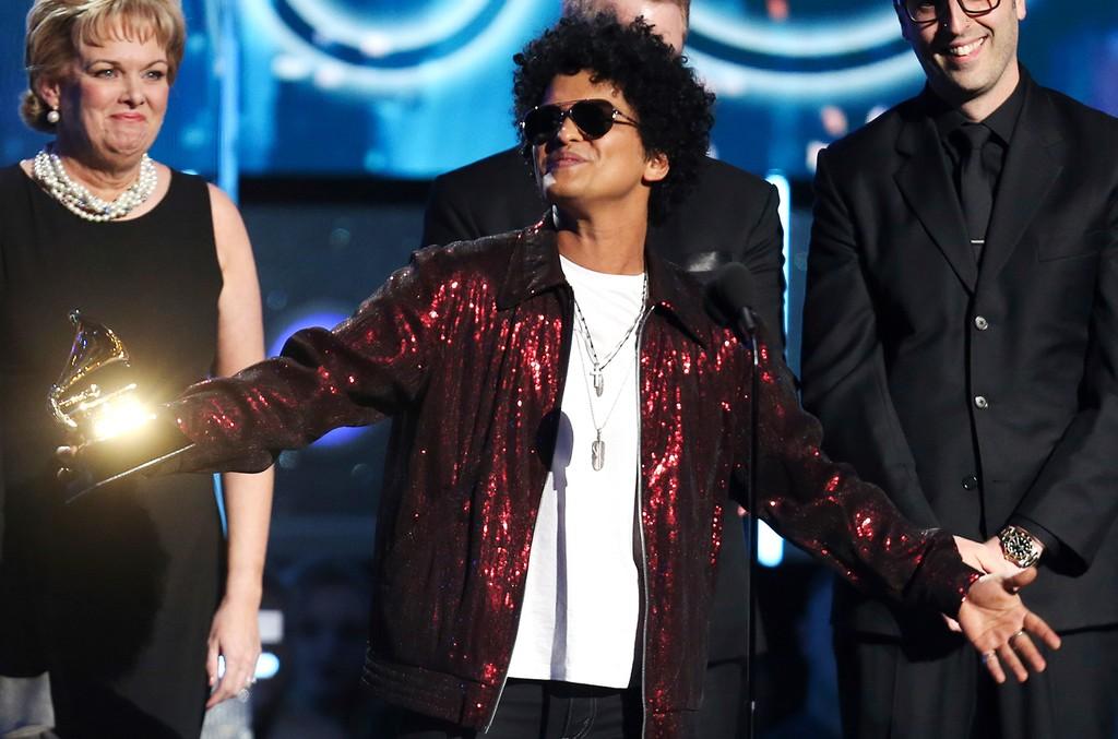 Bruno Mars, 2018