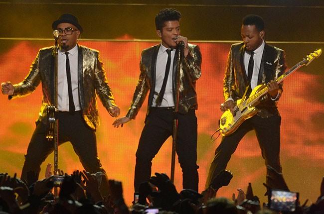 Bruno Mars, Super Bowl XLVIII