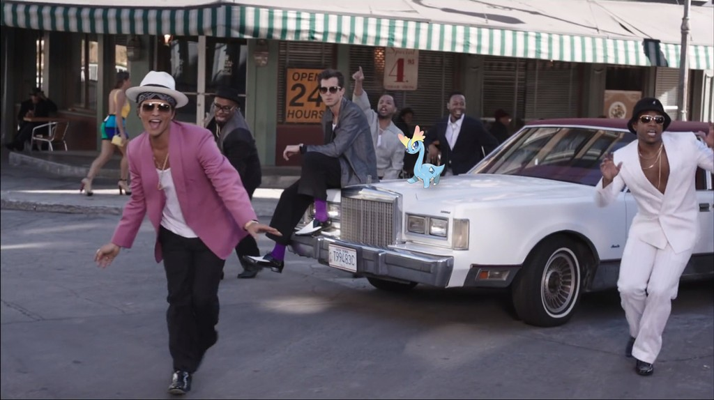 """Uptown Funk!,"" Mark Ronson ft. Bruno Mars"