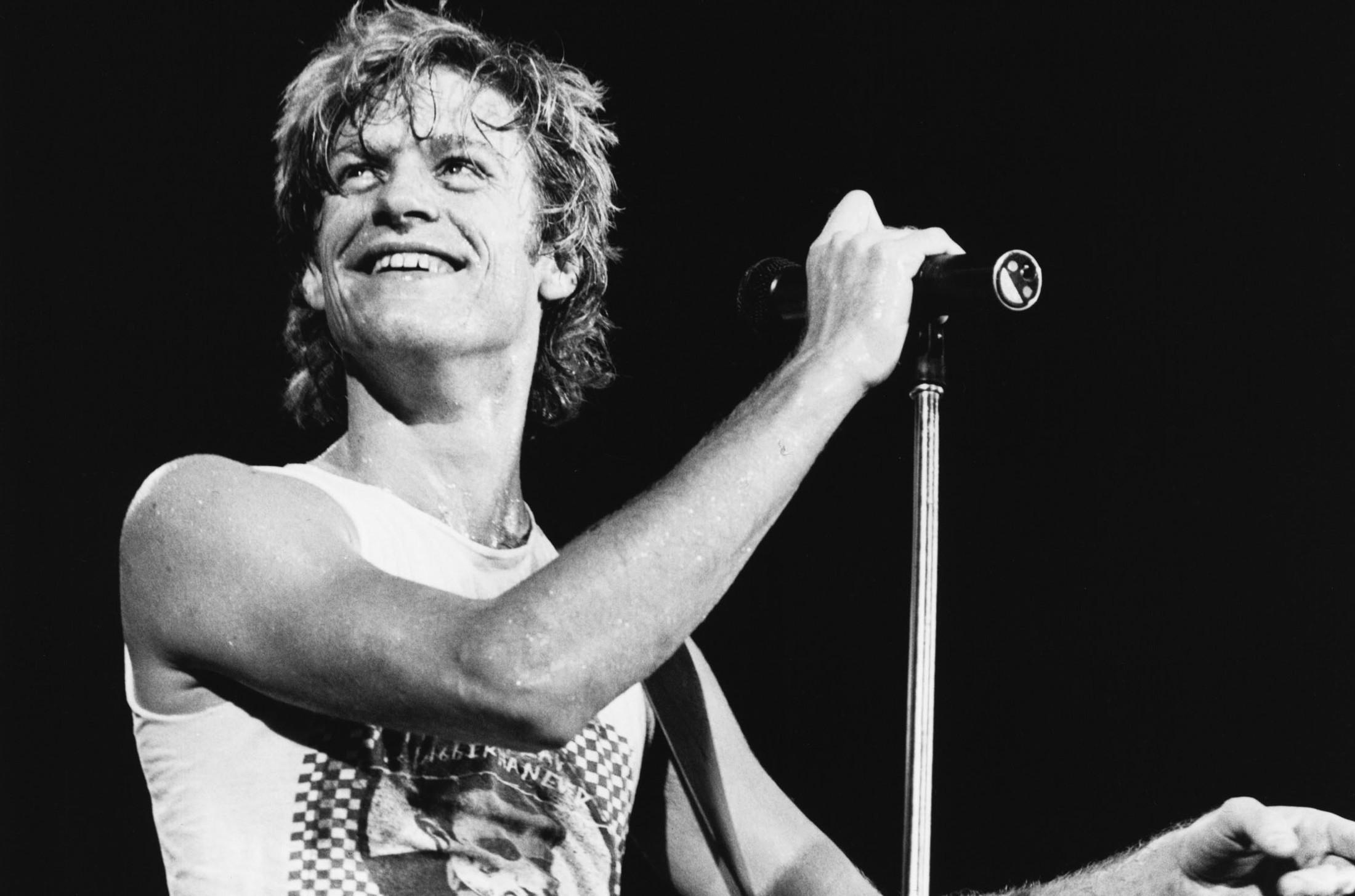 Bryan Adams, 1983.