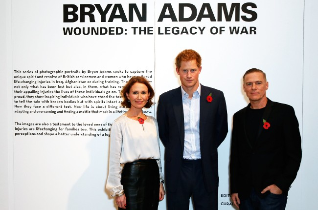 Bryan Adams -- Wounded: The Legacy of War Portraits