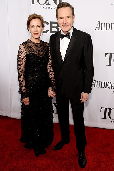 Bryan Cranston attends the 68th Annual Tony Awards