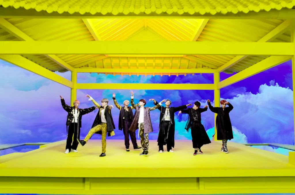 Bts Share Teaser Video For Upcoming Single Idol Ahead Of Love