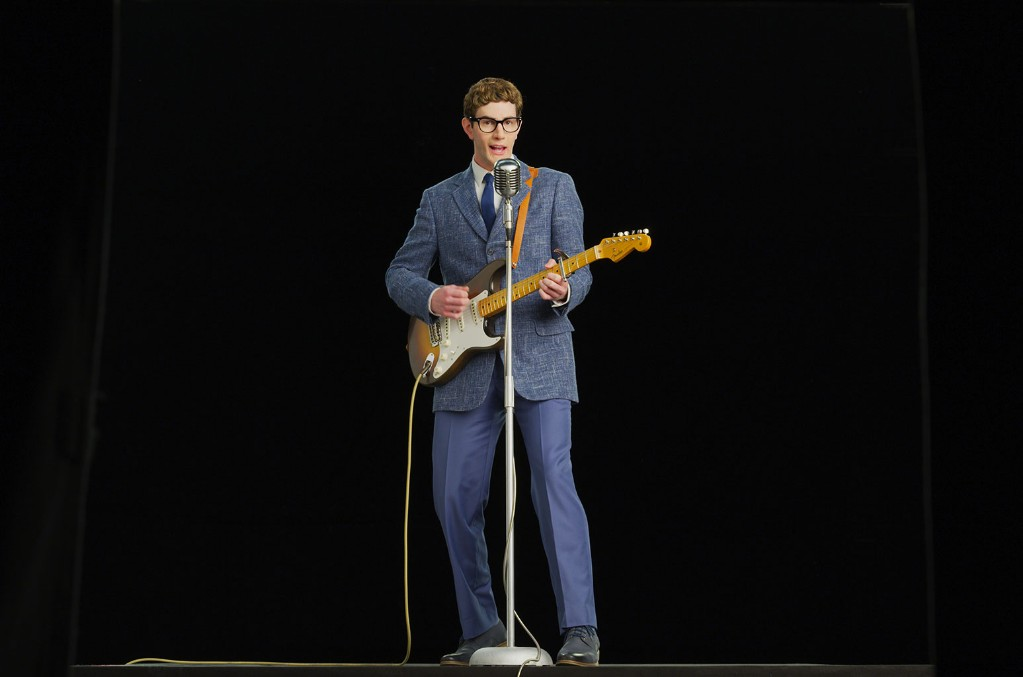 Buddy Holly hologram