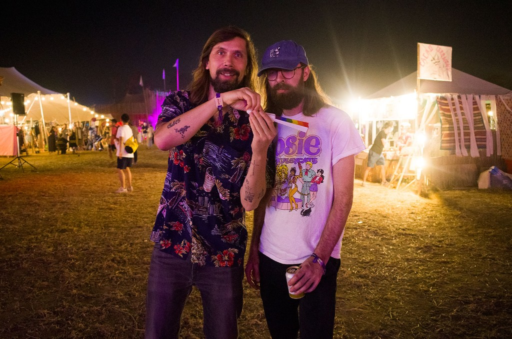 Busy P and Breakbot at Thailand's Wonderfruit Festival