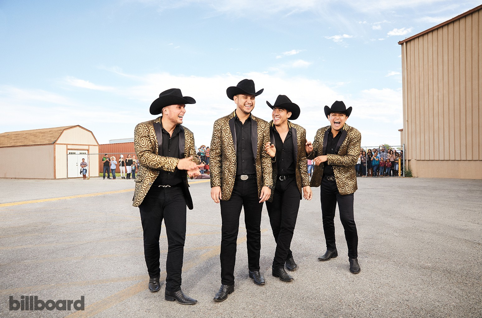 A Good Day For Calibre 50: 'Vamos Bien' Hits No. 1 on Regional Mexican Airplay Chart