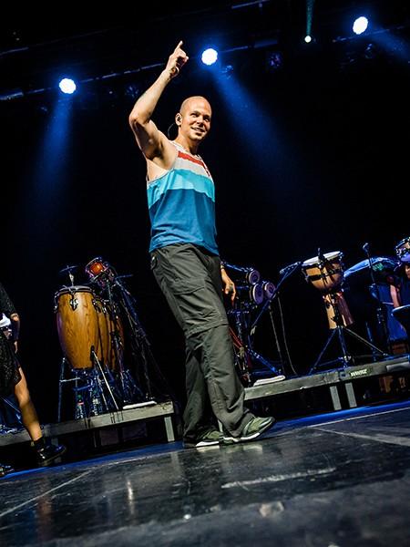 Rene Perez Joglar of Calle 13
