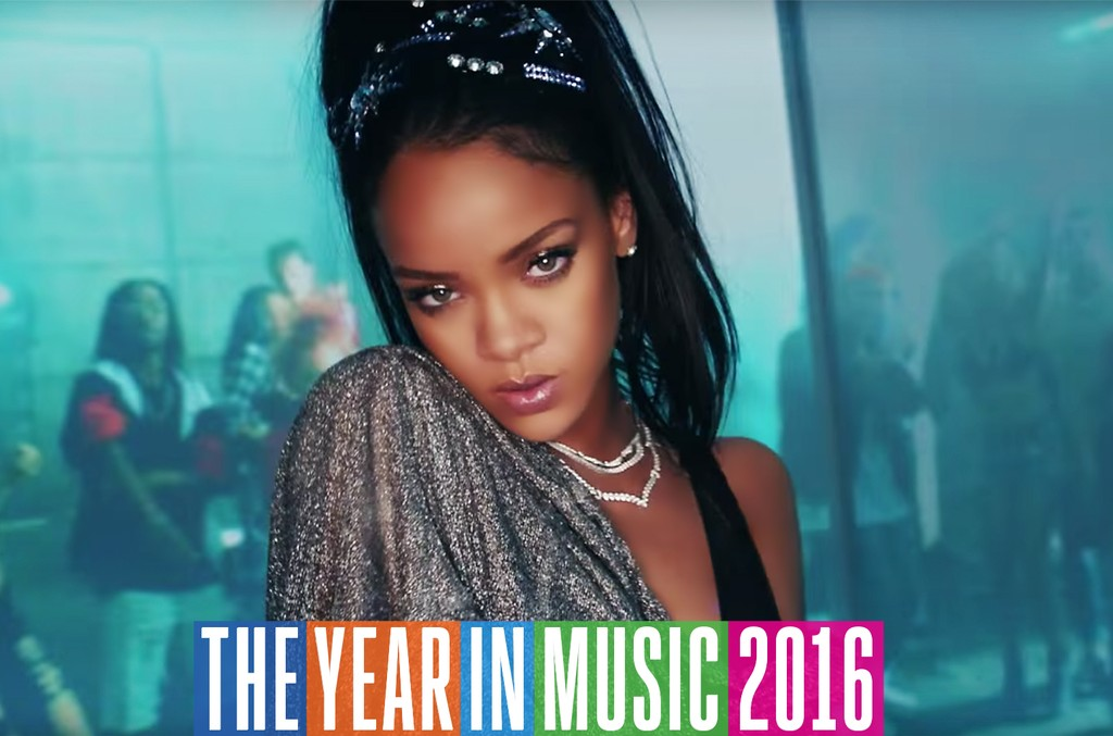 """Calvin Harris ft. Rihanna, """"This Is What You Came For"""""""
