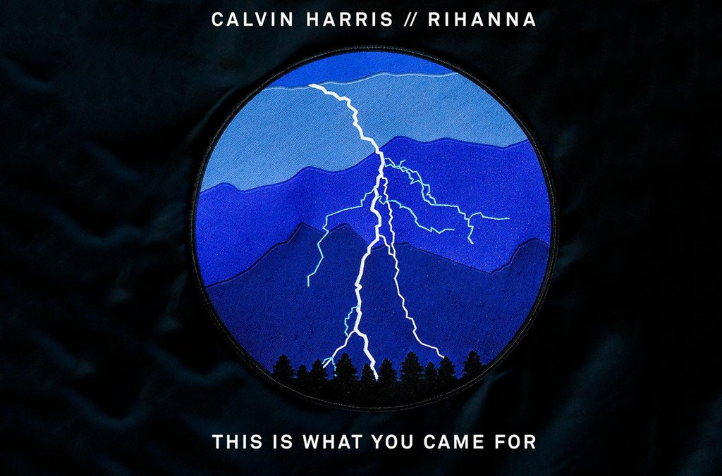 """Calvin Harris and Rihanna """"This Is What You Came For"""""""