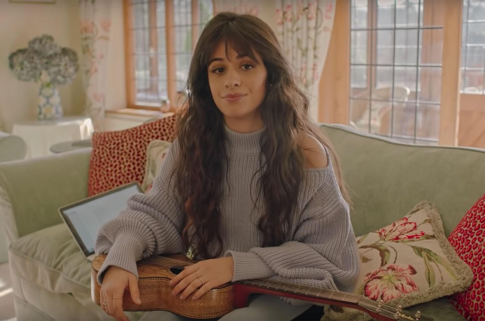 Camila Cabello 73 Questions Vogue
