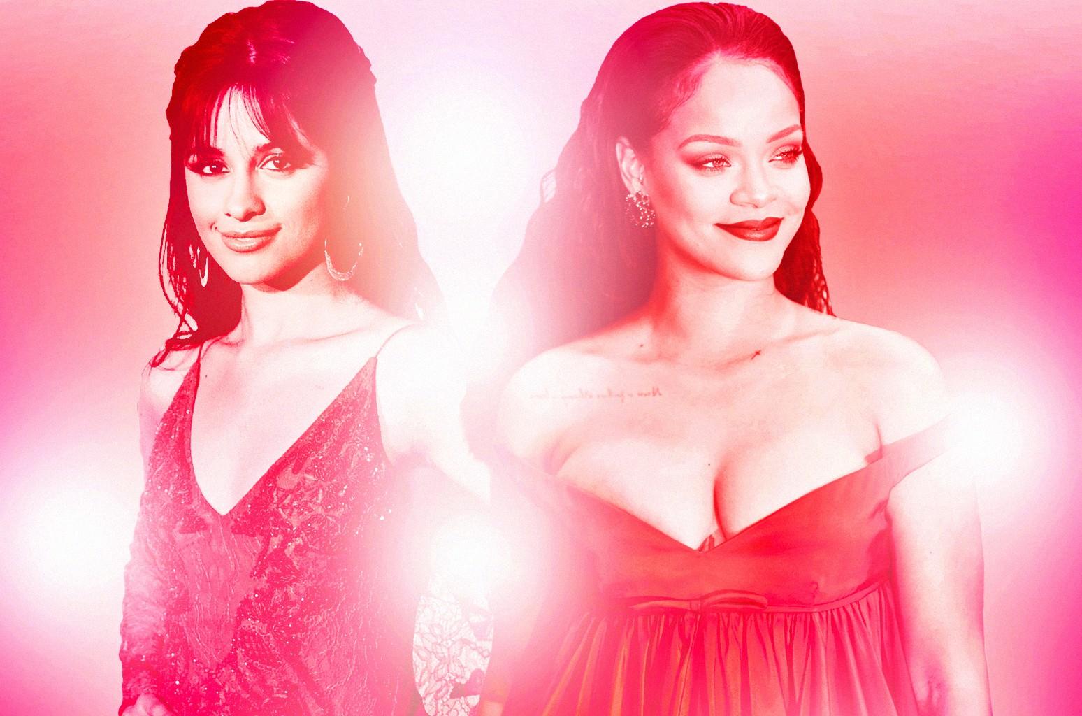 Camila Cabello & Rihanna