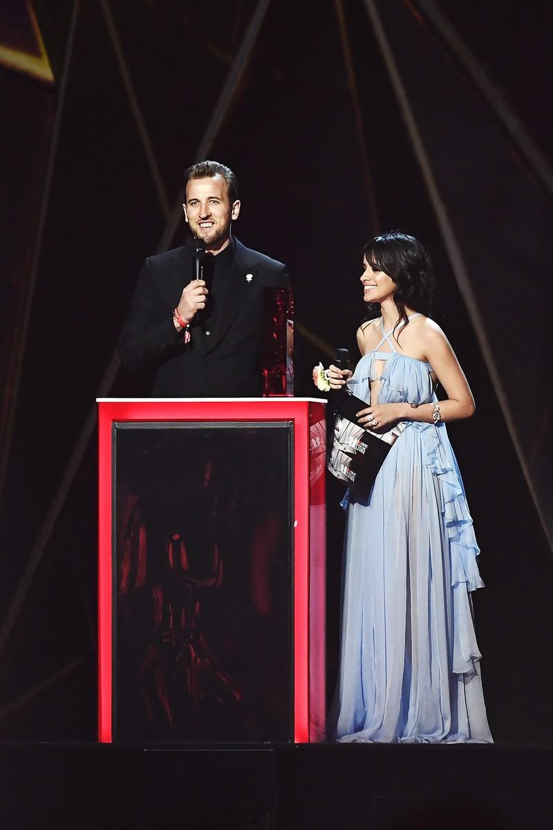 Harry Kane & Camila Cabello