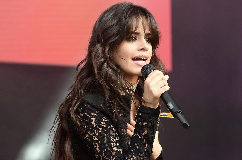 Camila Cabello, 2017 Billboard Hot 100 Festival