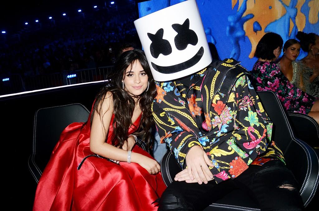 Camila Cabello and Marshmello