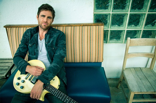 Canaan Smith photographed in 2015.