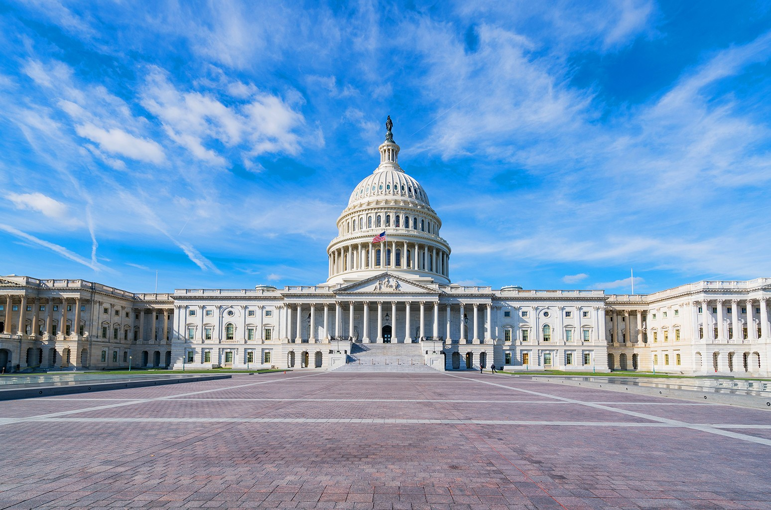The United States Capitol photographed on Oct. 31, 2016 in Washington D.C.
