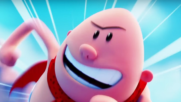 Captain Underpants Movie Scores Epic Soundtrack With Weird Al Lil Yachty More Billboard
