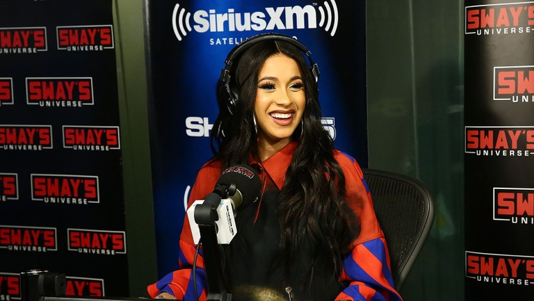 Cardi B Talks The Meaning Behind Her Invasion Of Privacy Album