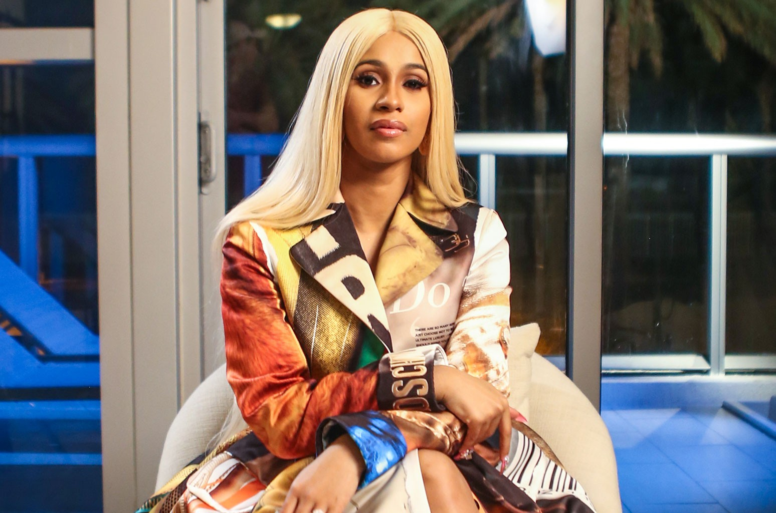 Cardi B S I Like It With Bad Bunny And J Balvin Goes Beyond