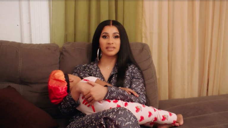 Watch Cardi B Talk About Her Spicy Controversial 2020 Album