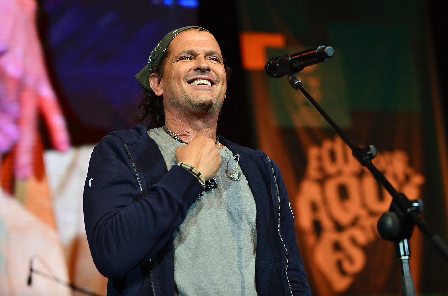 Carlos Vives performs in Miami