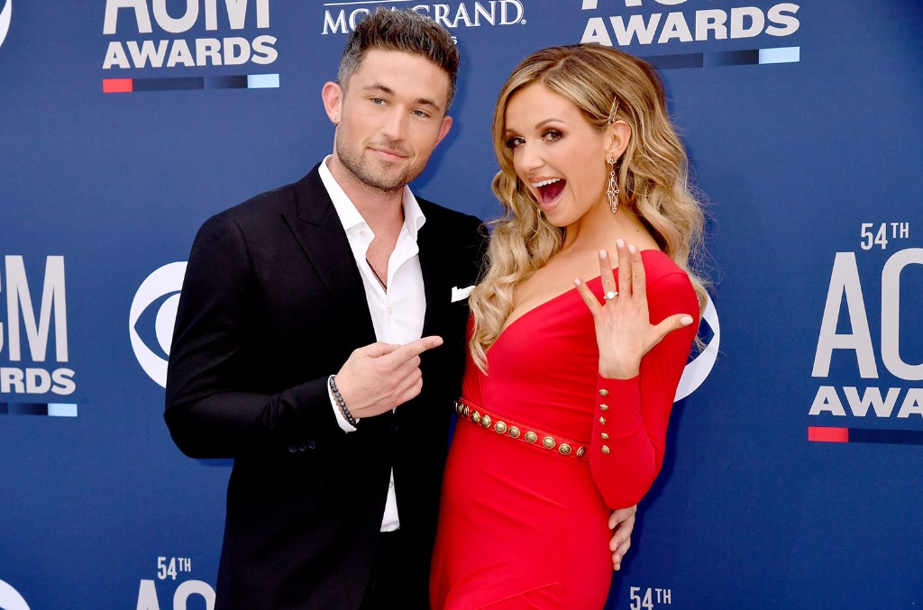 Carly Pearce Files for Divorce From Michael Ray After 8 Months of Marriage