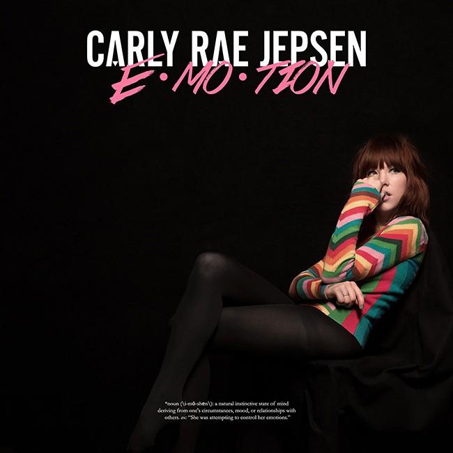 """Carly Rae Jepsen, """"Emotion"""""""
