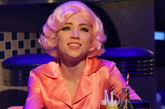 Carly Rae Jepsen Grease: Live!