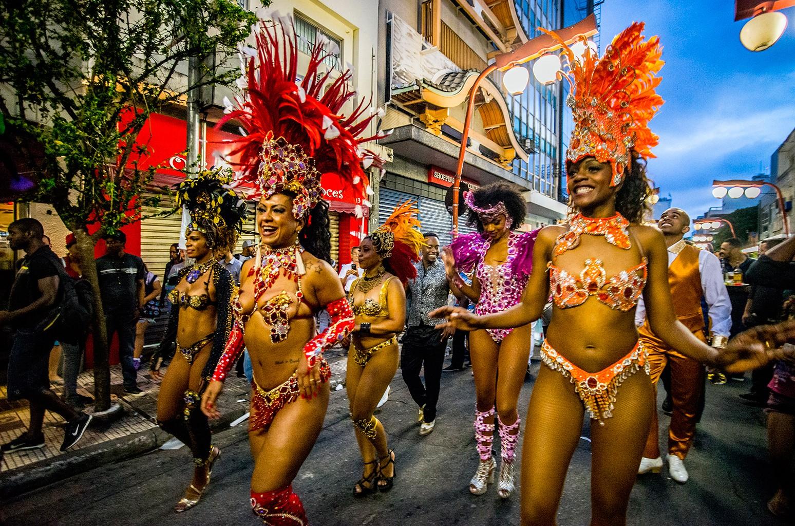 Carnival of Brazil 2017