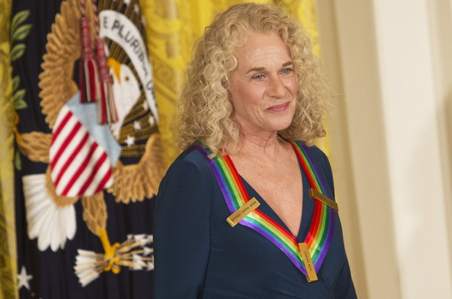 Carole King Kennedy Center Honors
