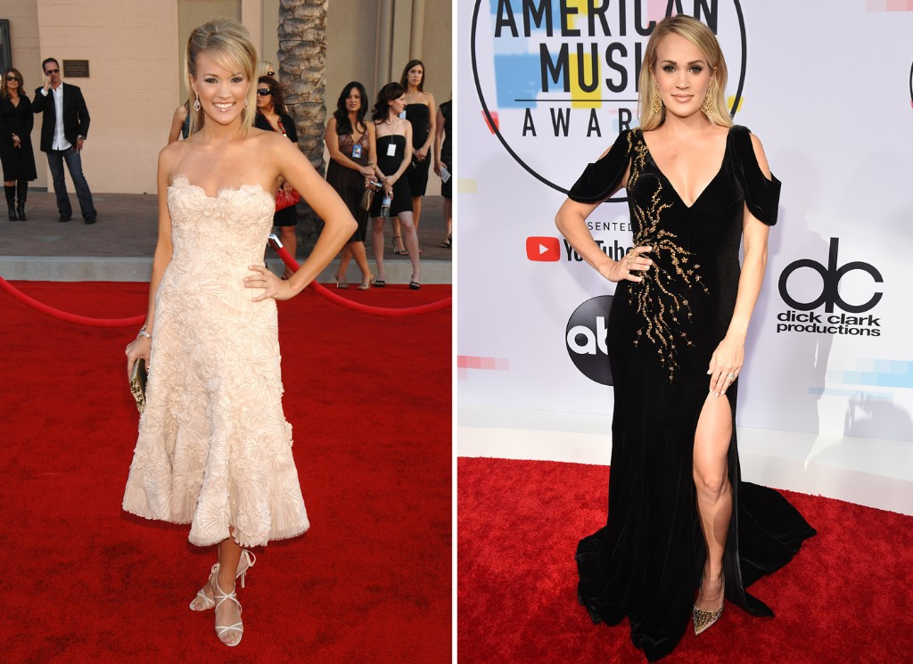 Carrie Underwood, American Music Awards