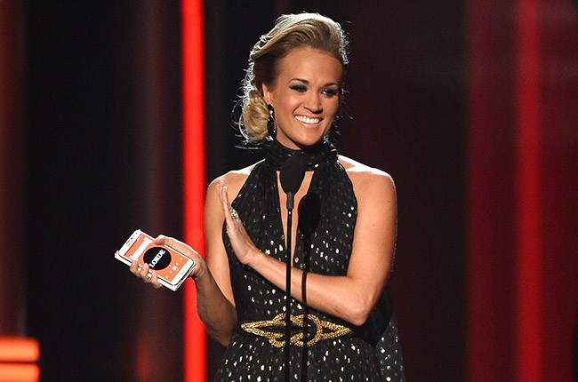 Carrie Underwood at the 2014 Billboard Music Awards