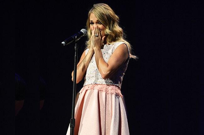 Carrie Underwood, ACM Honors 2014.