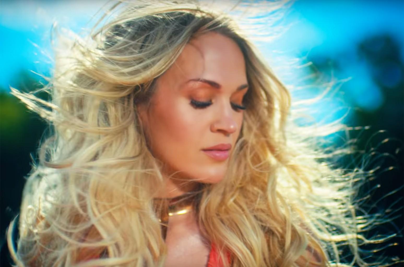 "Carrie Underwood, ""Love Wins"""