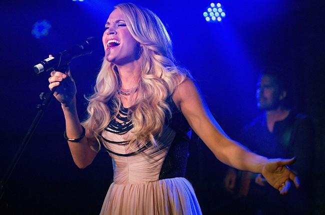 Carrie Underwood 2015