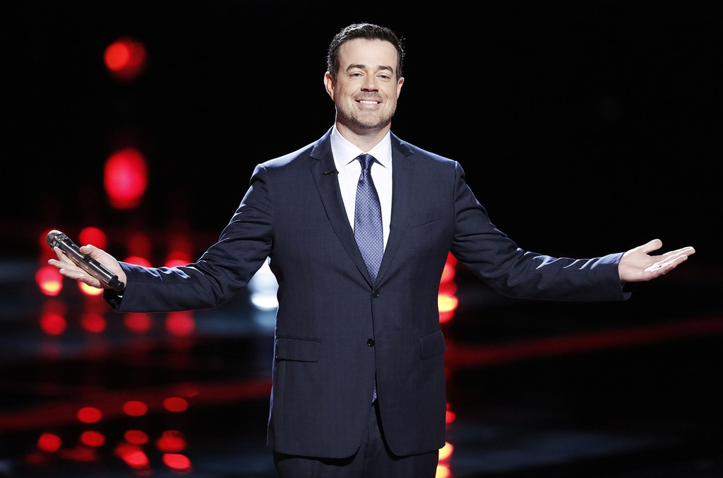 Carson Daly in 2016