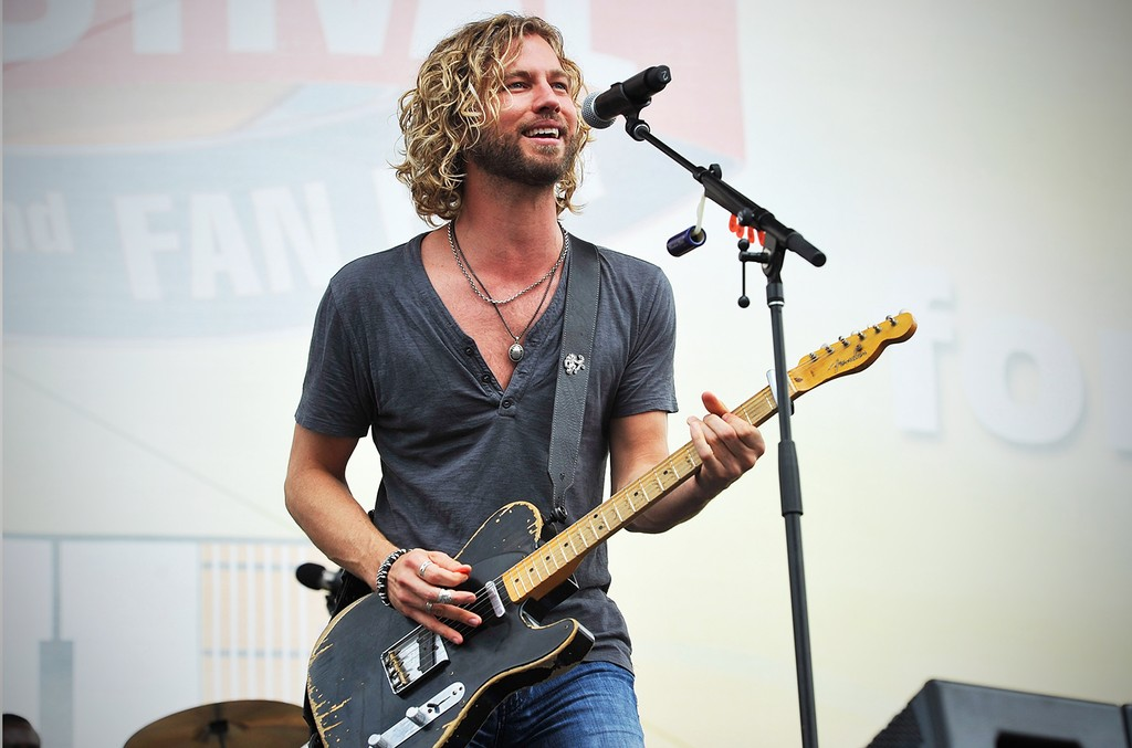 Casey James performs during the CMA Music Festival on June 7, 2013 in Nashville, Tenn.