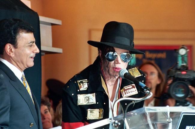 Casey Kasem, Michael Jackson