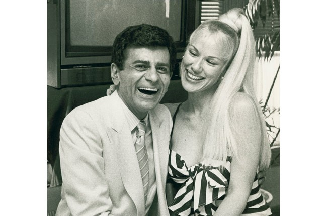 Casey Kasem & his wife