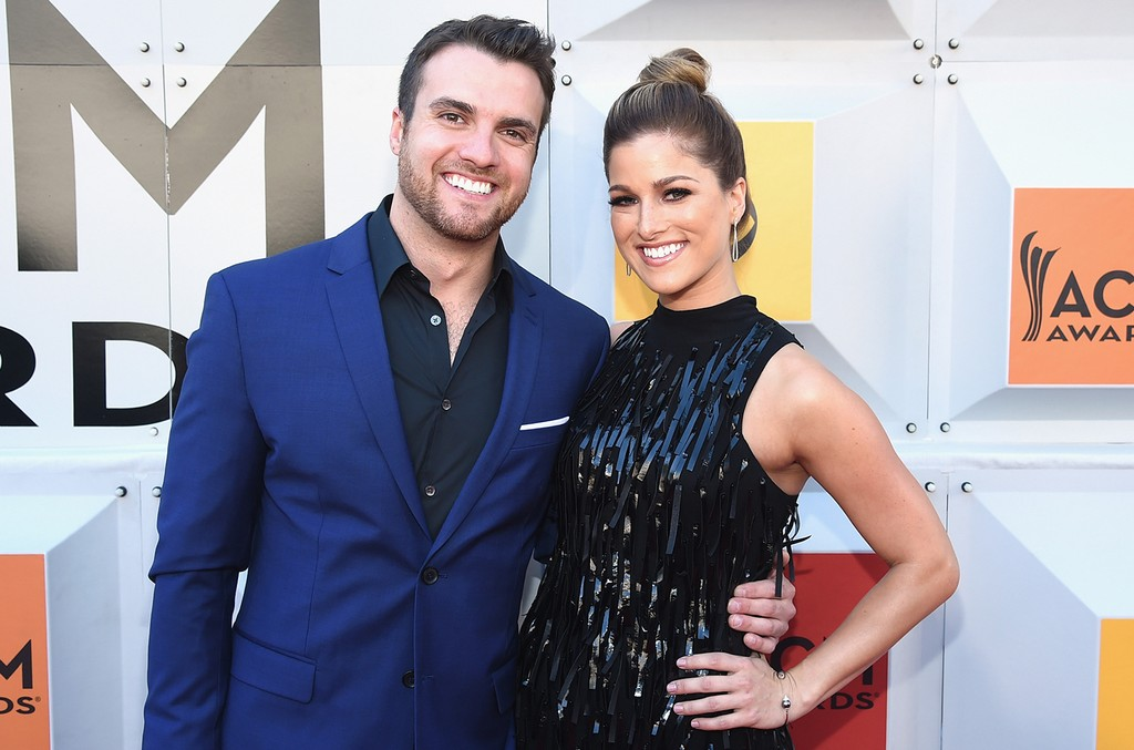 Rian Dawson and Cassadee Pope
