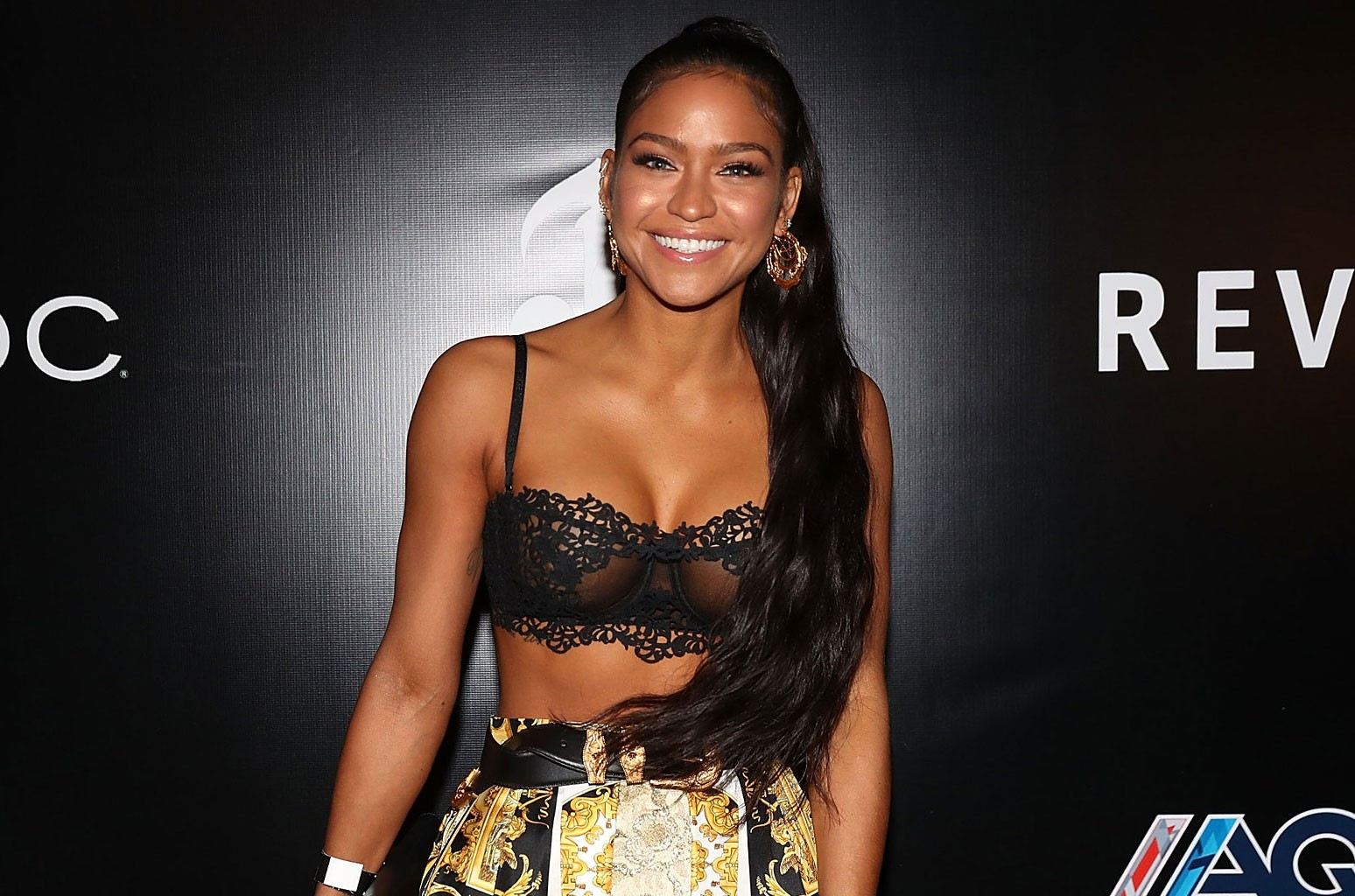 Cassie Gives Birth to Baby Sunny: 'Welcome to the World Baby Girl!'