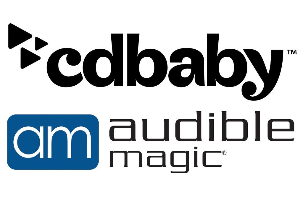 Cd Baby Audible Magic