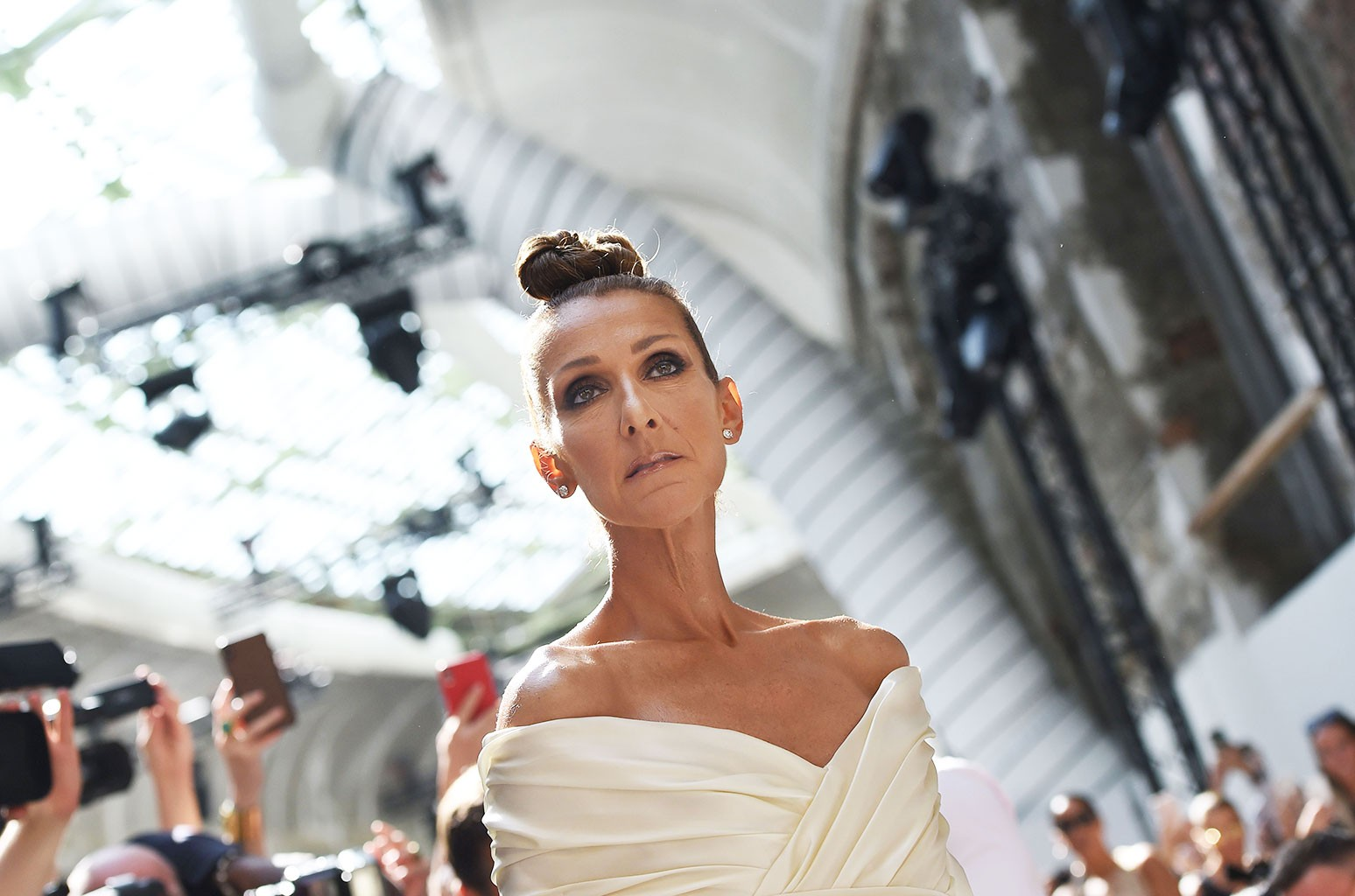 Celine Dion is fashioning a new life after tragedy