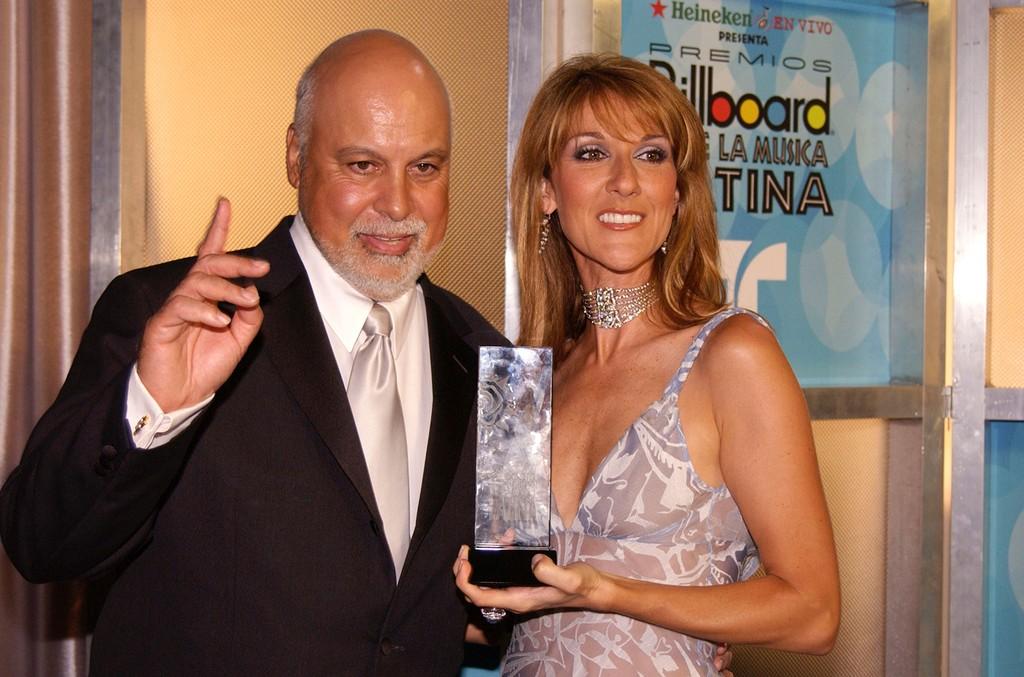 Celine Dion & René Angélil