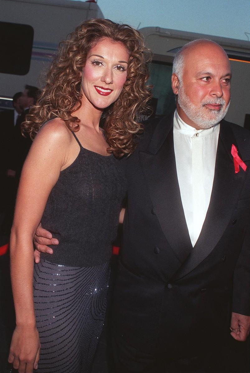 Celine Dion & René Angélil, 1999
