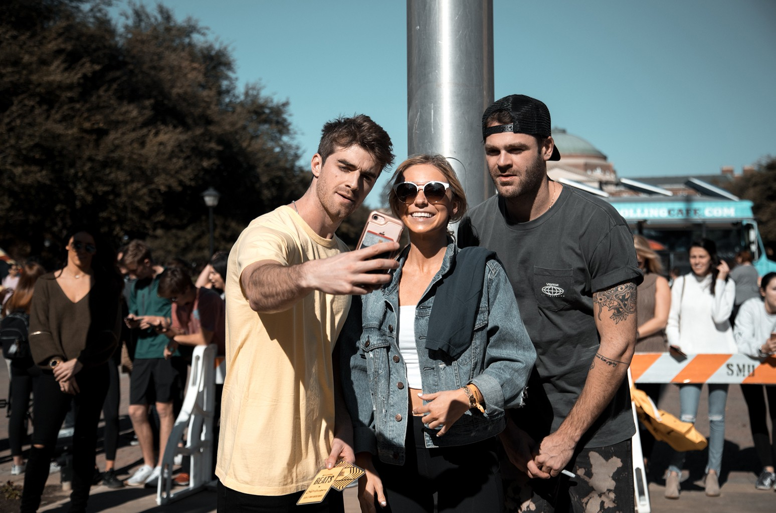 The Chainsmokers Bumble