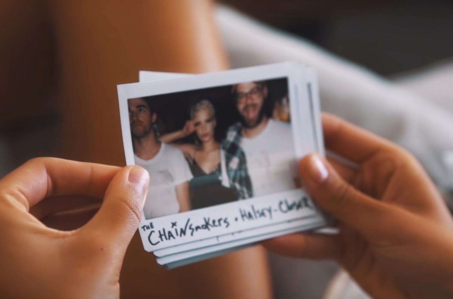 "Closer"" by The Chainsmokers featuring Halsey."