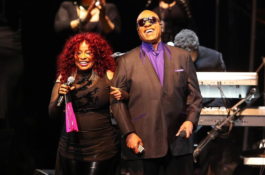 Stevie Wonder & Chaka Khan