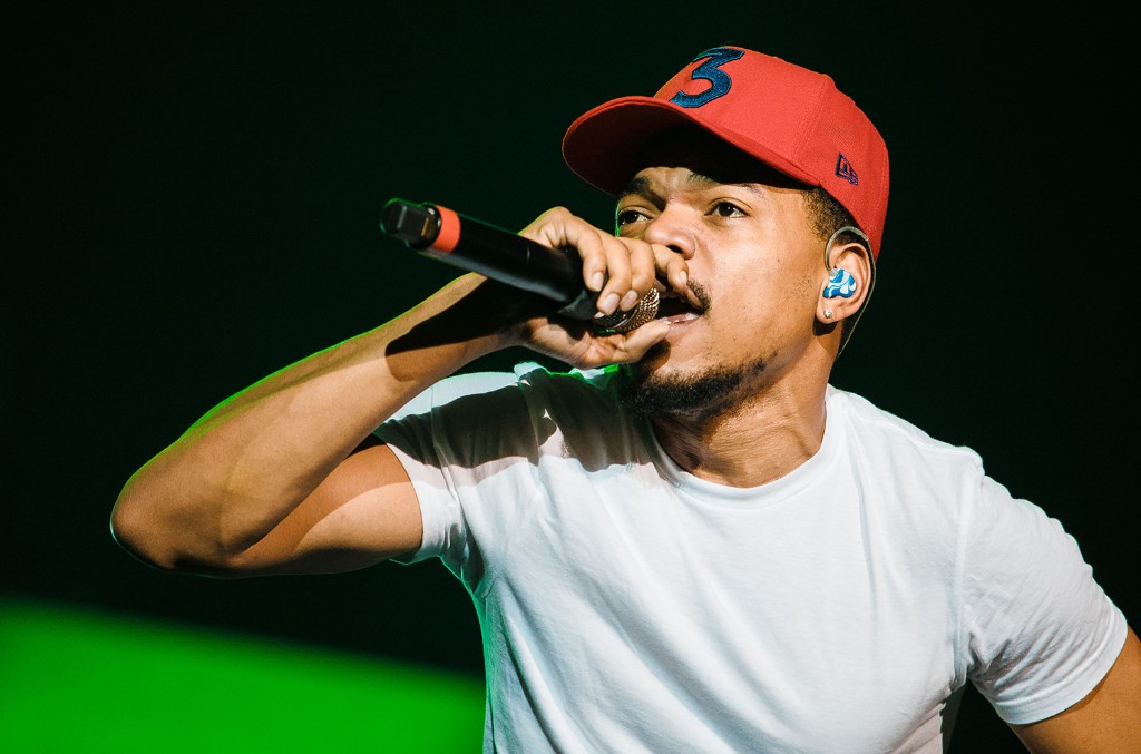 Chance The Rapper S Hit Song Juice Missing From Acid Rap On Streaming Services Replaced By 30 Second Charity Request Billboard