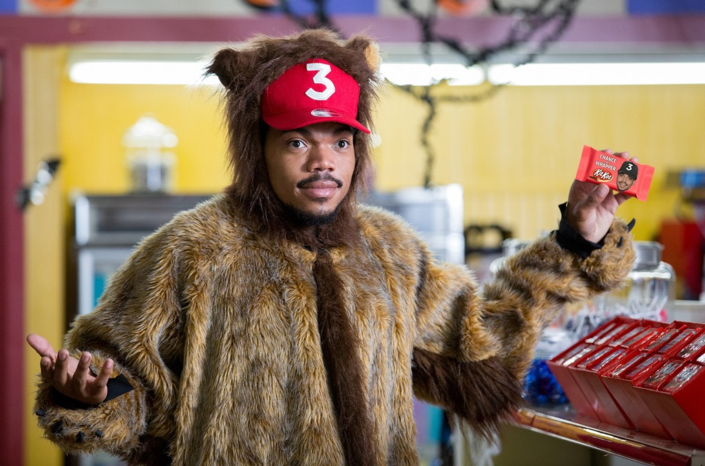 Chance the Rapper Kit Kat Commercial